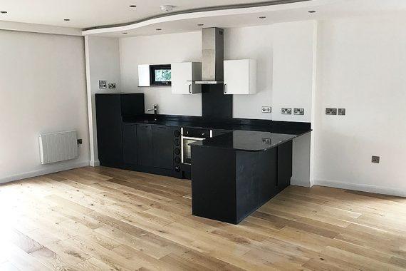 Bespoke furniture - kitchen detail