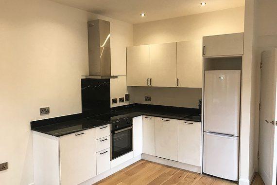 Bespoke kitchen - Brilliart model