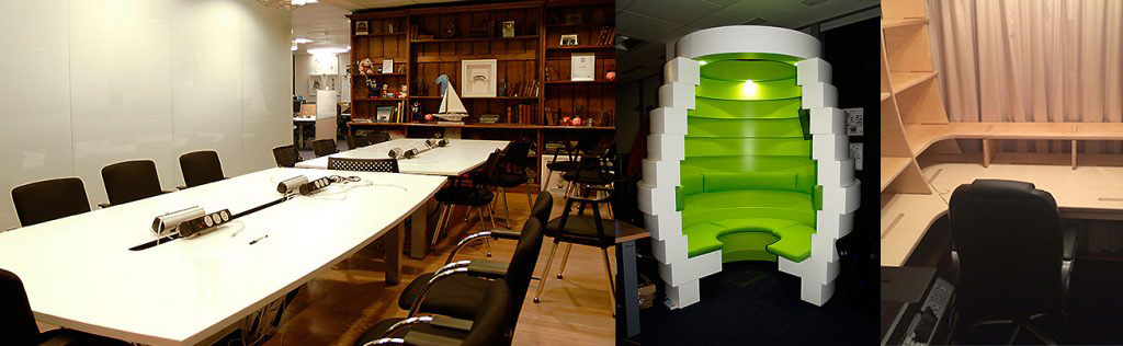 Bespoke office and corporate furniture